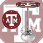 5. Texas A&M University Pub Table