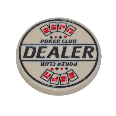 ESPNR Engraved Dealer Button
