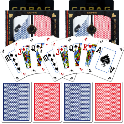Copag™ Poker Size Cards
