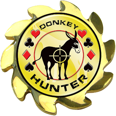 Shadow Spinners™ Donkey Hunter - Spinner Card Cover