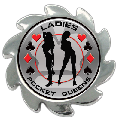 Shadow Spinners™ Pocket Queens - Ladies - Spinner Card Cover