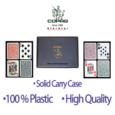 24 Decks of Copag™ Playing Cards