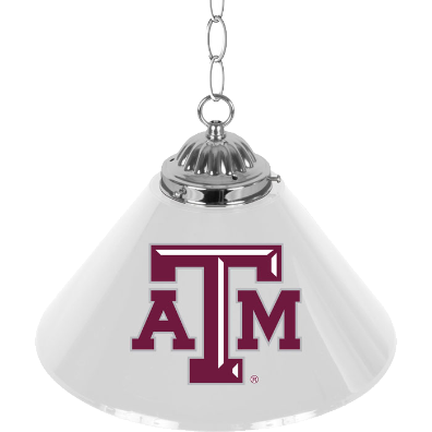 Texas A&M University™ Single Shade Bar Lamp - 14 inch