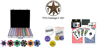TPS Poker-Package F