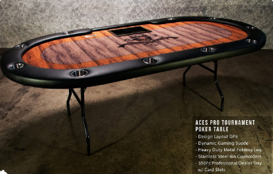 Aces Pro Table