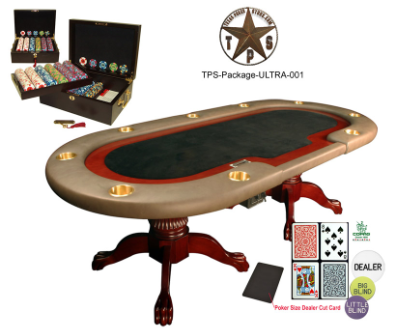 TPS Ultra Poker Package