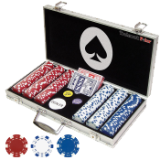 Maverick 300 Dice Style 11.5g Poker Chip Set