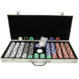 650 pc Royal Suited 11.5 Gram Chips w/ Aluminum Case