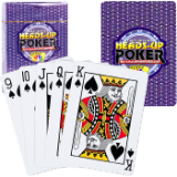 National Heads-Up Poker Championship Official Playing Cards