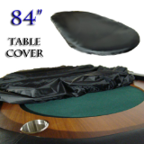 "High Quality 84"" Poker Table Cover"