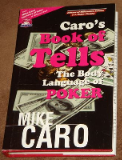 3. Caro's Book of Tells, hardbound edition