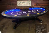 Lumen Poker Table
