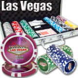 300 Ct - Pre-Packaged - Las Vegas 14 G with Aluminum case