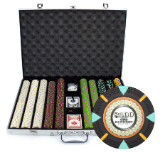 1000Ct Claysmith Gaming 'The Mint' Chip Set in Aluminum
