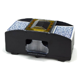 2 Deck Playing Card Shuffler
