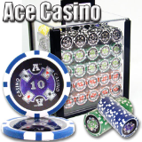 1,000 Ct - Custom Breakout - Ace Casino 14 Gram - Acrylic