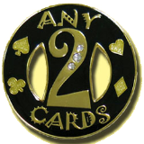 Any Two Cards Poker Spinner