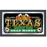 Texas Holdem Wall Mirror