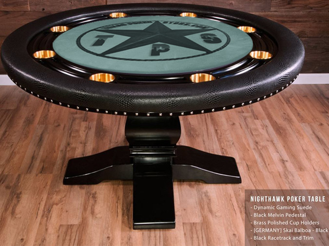 Premium Poker Gaming Tables HighEnd Poker Chips
